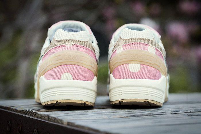 Asics Gel Sight Made Of Japan Denim Latter Cream Womens 4