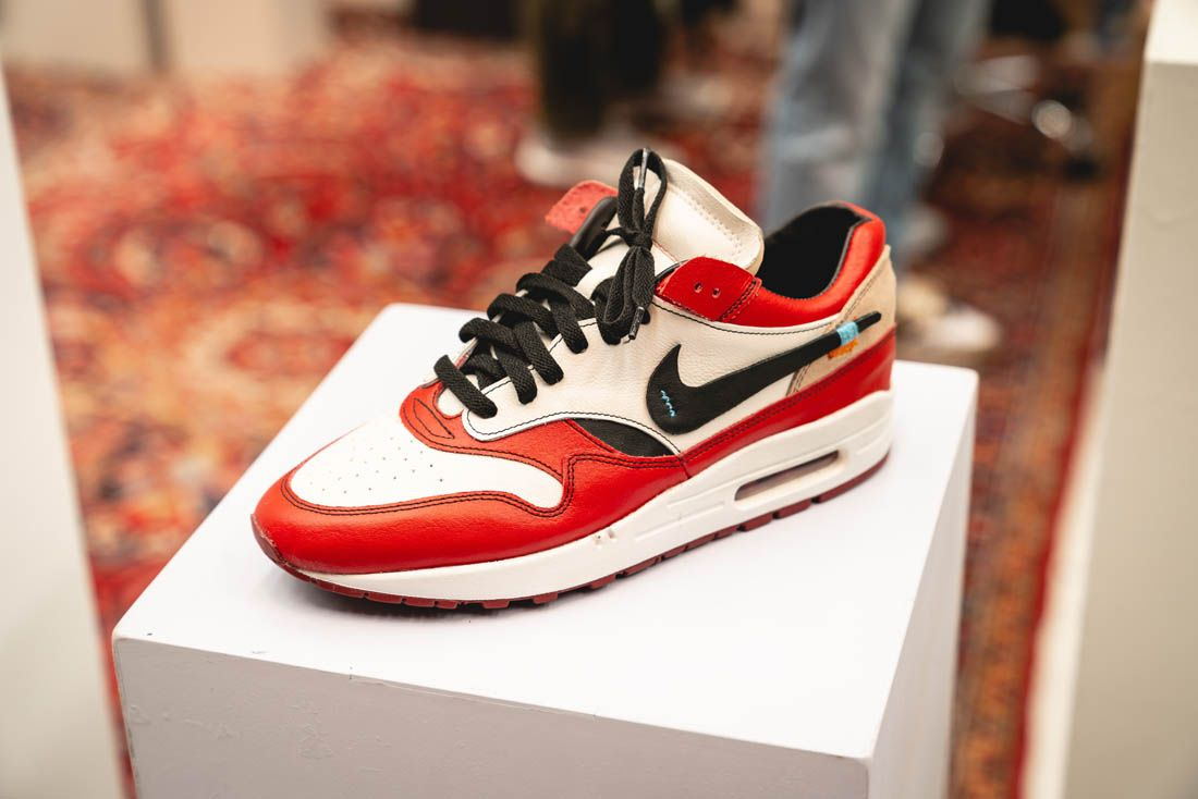 Sneakerness Amsterdam 2019 Event Recap 25 Off White Air Max 1 Custom