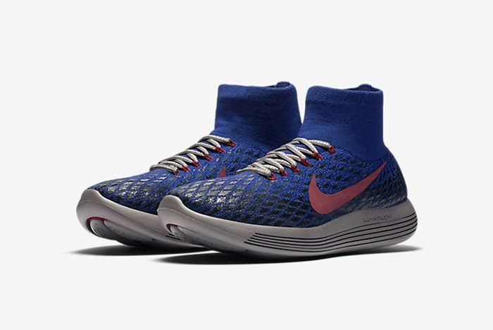 Nike Gyakusou Lunarepic Flyknit Shield Blue 4