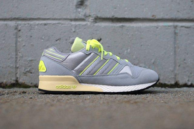 Adidas Zx 710 Grey Volt 8