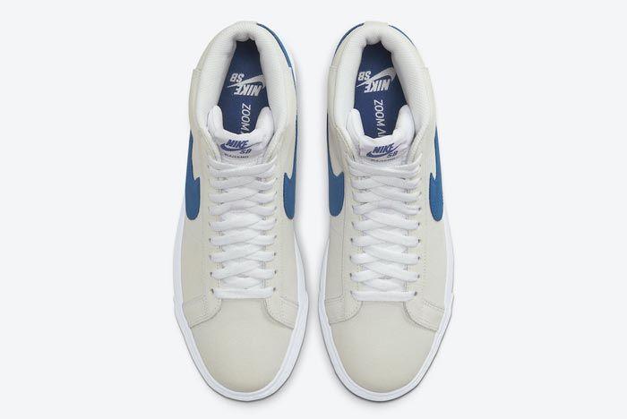 Nike Blazer Mid Lazer Blue Top