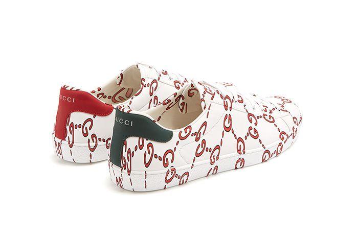 Gucci Ace Gg Release 3 Sneaker Freaker