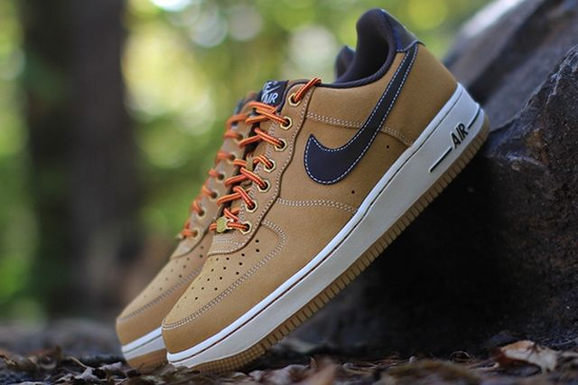 Nike Air Force 1 Low Wheat Workboot 2
