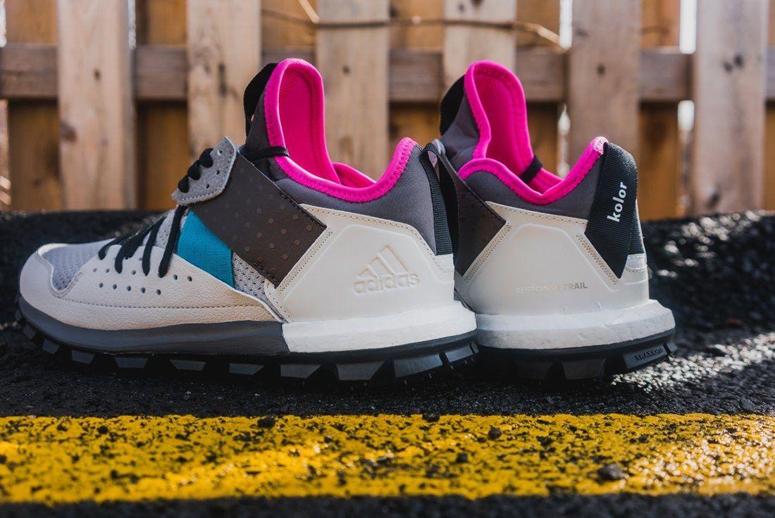 Kolor X Adidas Ss17 Response Tr Pack14