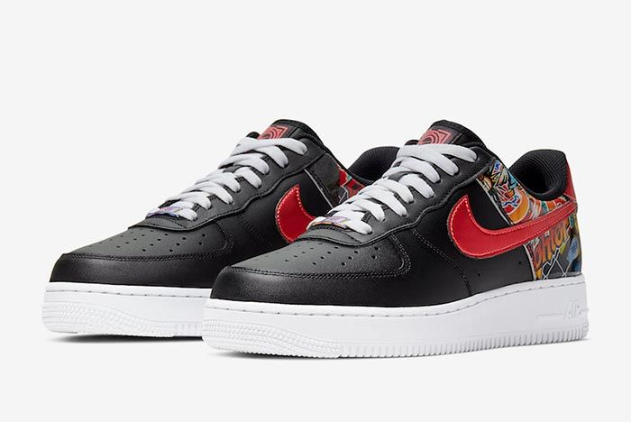 Nike Air Force 1 Low Pop Culture Ck0732 081 Front Angle