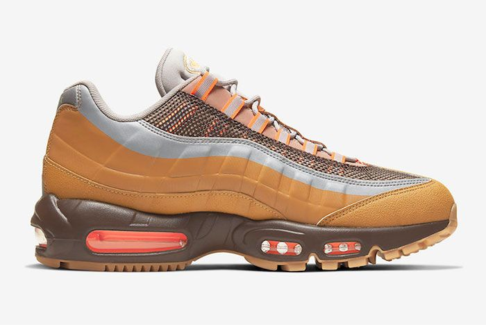 Nike Air Max 95 Wheat Right