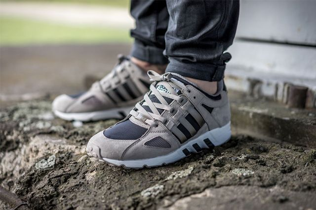 Adidas Eqt 93 Grey Feather 1