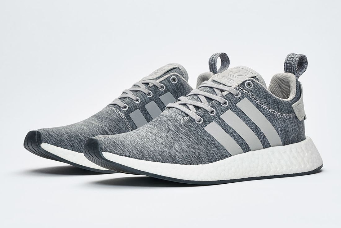 Adidas Nmd R2 Grey Melange Pack Sneakersnstuff Exclusive4