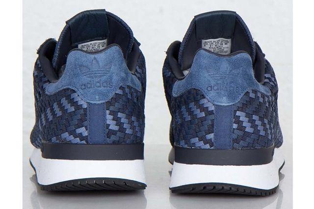 Adidas Zx 500 Decon Woven Blue 6
