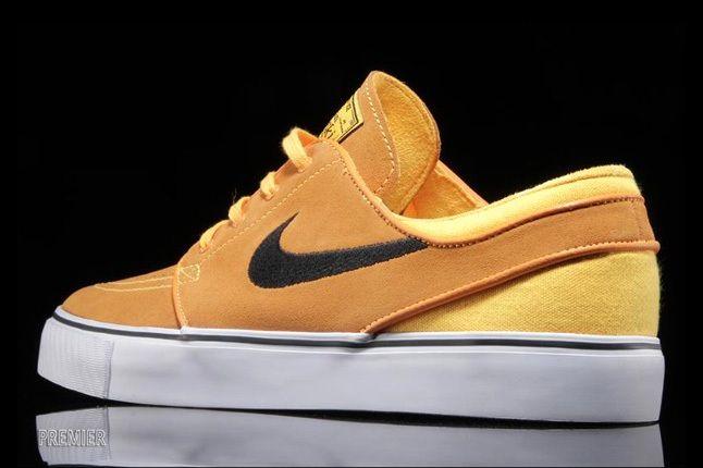 Nike Sb Stefan Janoski Laser Orange 3