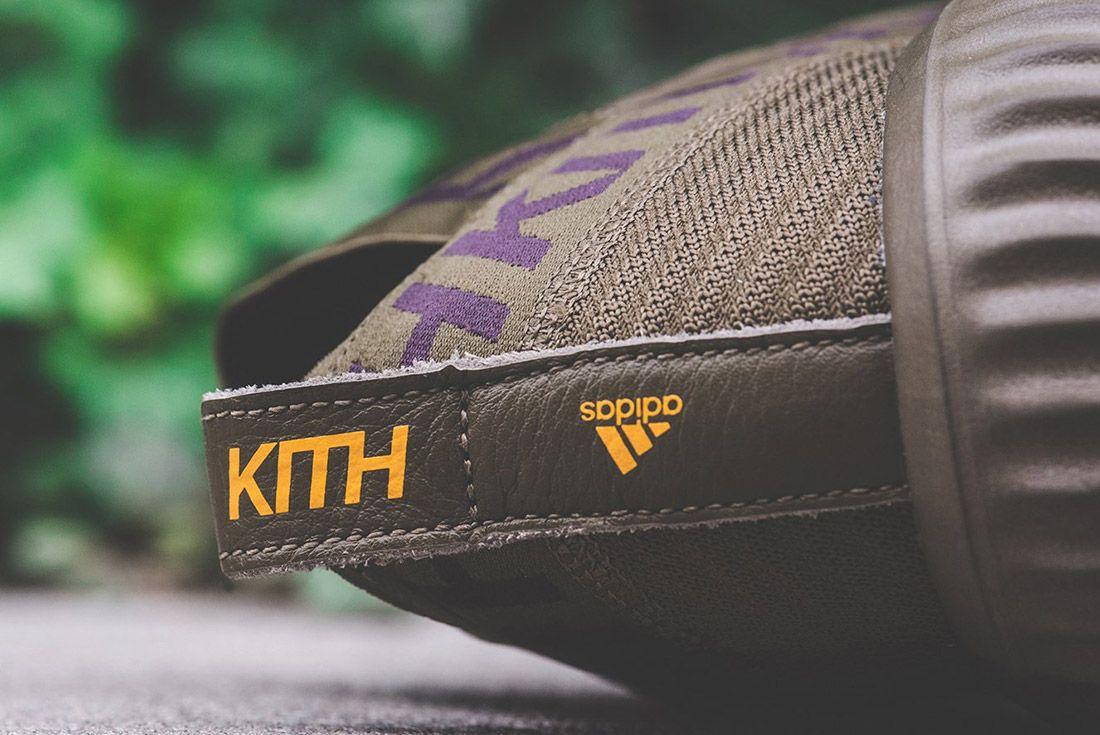 Kith Adidas Nemeziz Brown 6