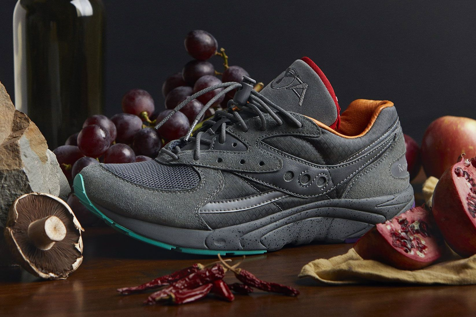 Raised By Wolves x Saucony Aya