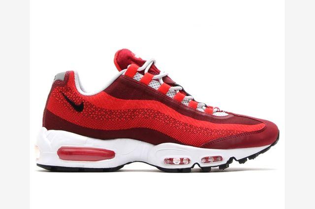 Nike Air Max 95 Jacquard University Red 2