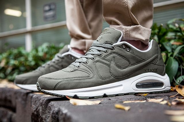 Nike Air Max Command Army Olive 2