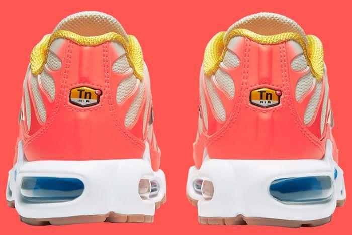 Nike Air Max Plus Cu4919 100 Heel