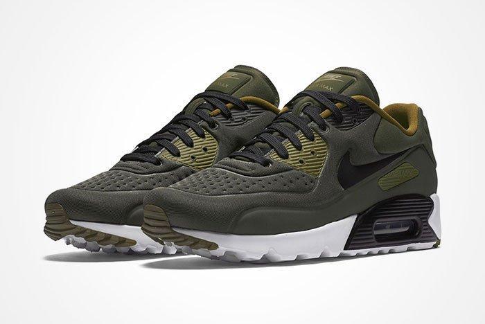 Nike Air Max 90 Ultra SE (Khaki) - Sneaker Freaker