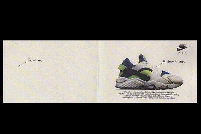 Nike Air Huarache Vintage Advert2 1