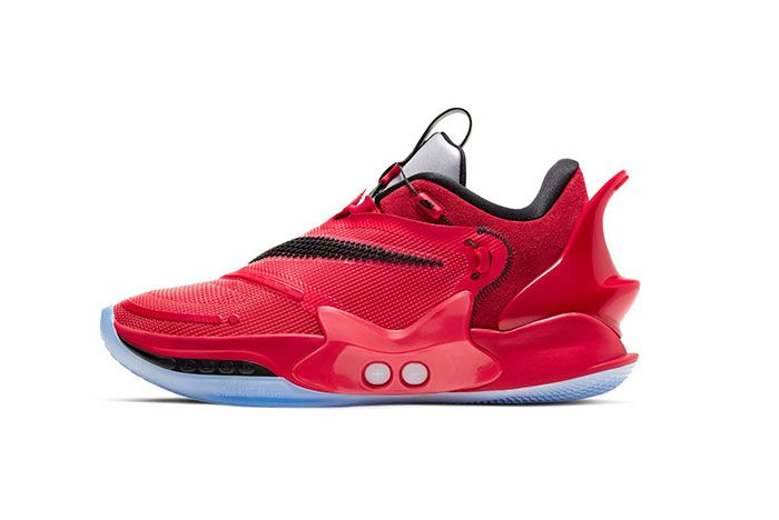 Nike Adapt Bb Chicago Nba 2K Left 2