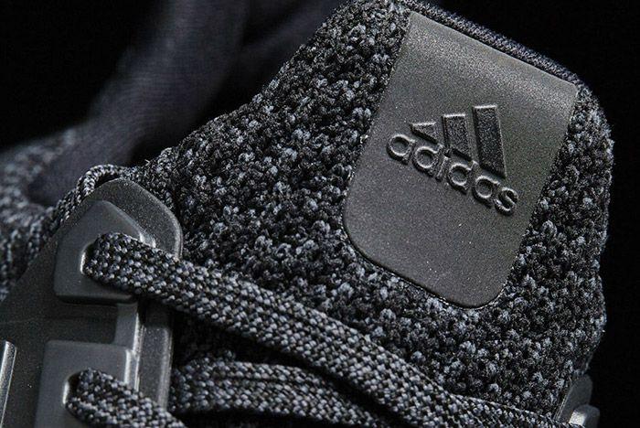 Adidas Ultra Boost 3 0 Triple Black 2