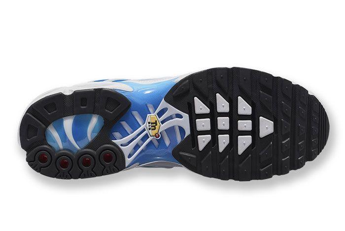 Nike Air Max Plus Sky Blue Sole