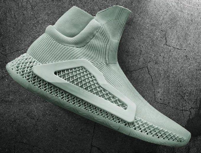 Adidas Futurecraft 4 D Basketball Shoe Sneaker Freaker
