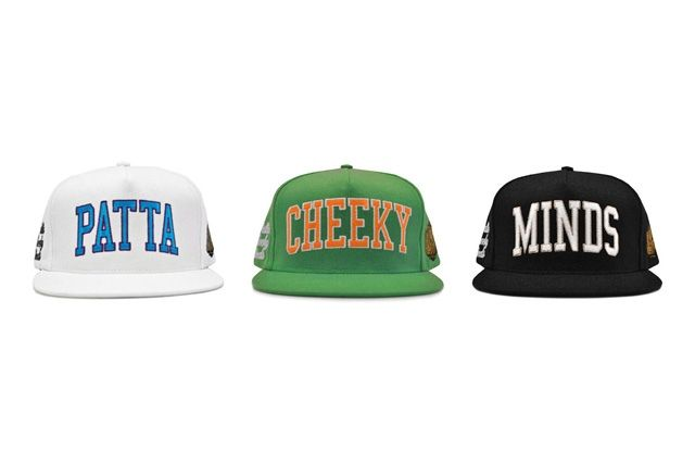 Patta Cheeky Minds Cap Collection 4