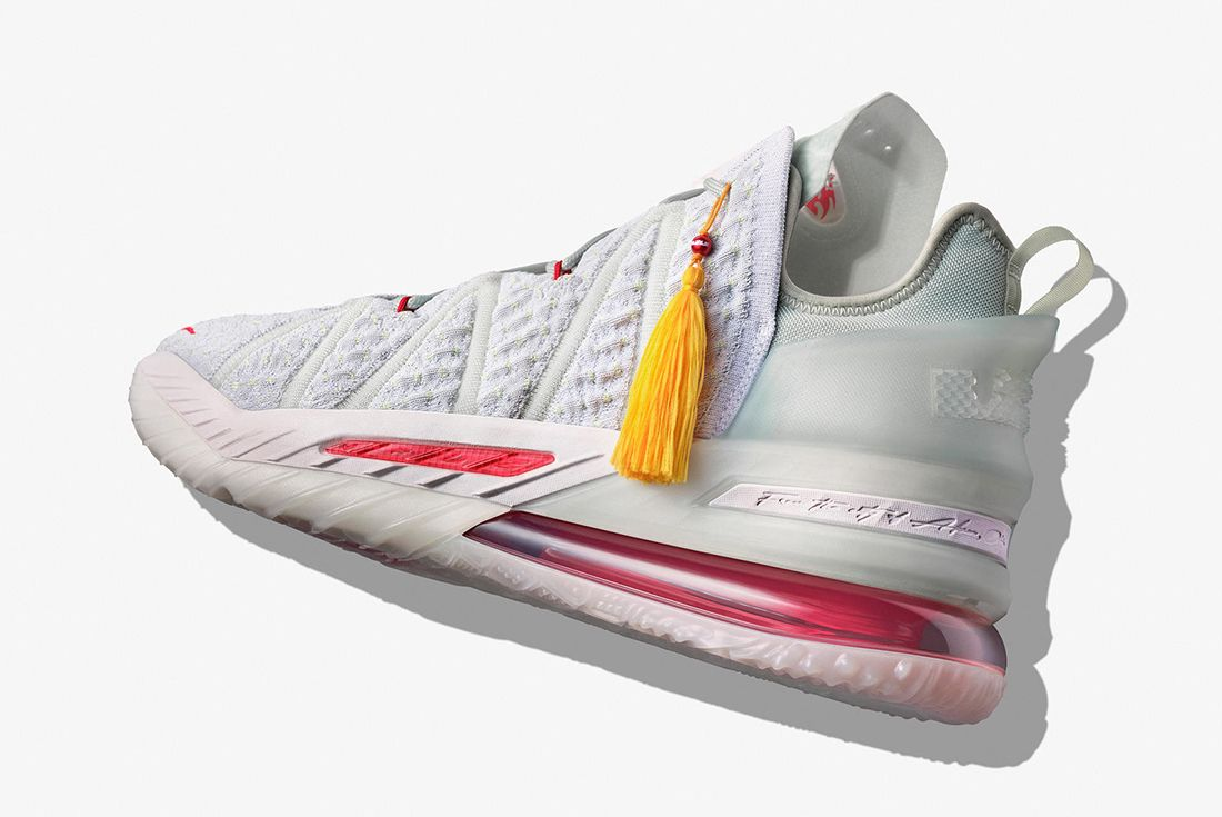 nike lebron 18 official reveal