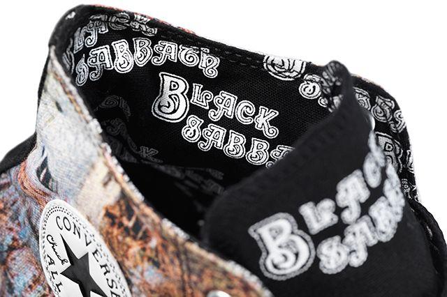 Converse Chuck Taylor All Star Black Sabbath Collection