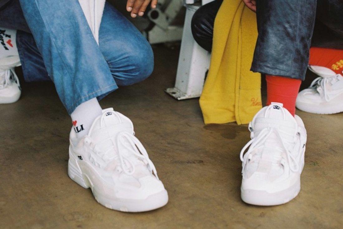 Doublet DC Shoes Hybrid