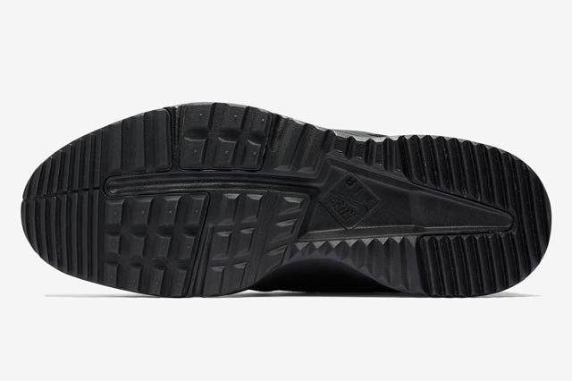 Nike Huarache Utility Blackgym Red7