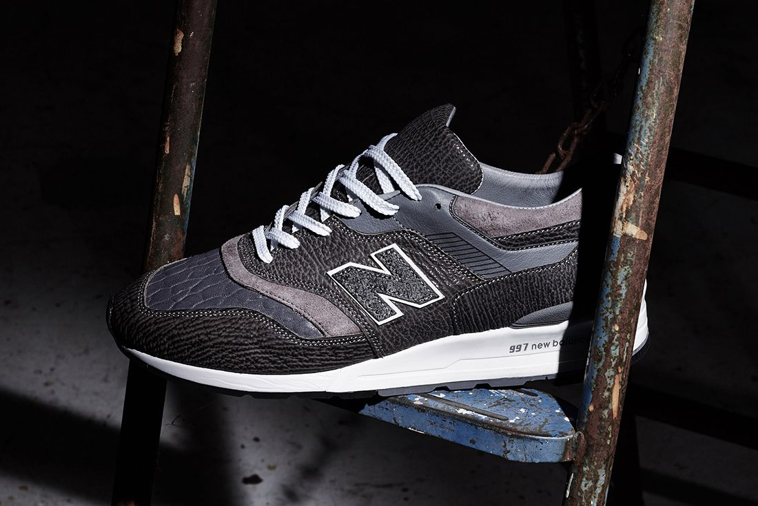 New Balance 997 Gy Homage By Bespoke Ind2
