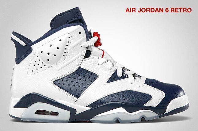 Jordan Brand July 2012 Preview Jordan Retro 6 1