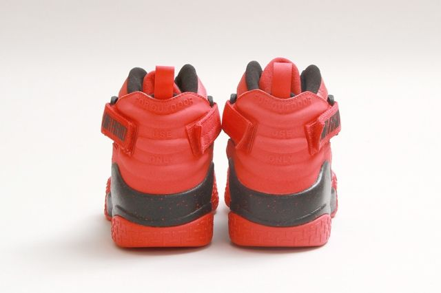 Nike Air Raid University Red 1