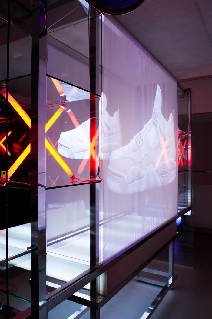 Titolo Launches Kaws X Air Jordan 4 Pop Up In Zurich8