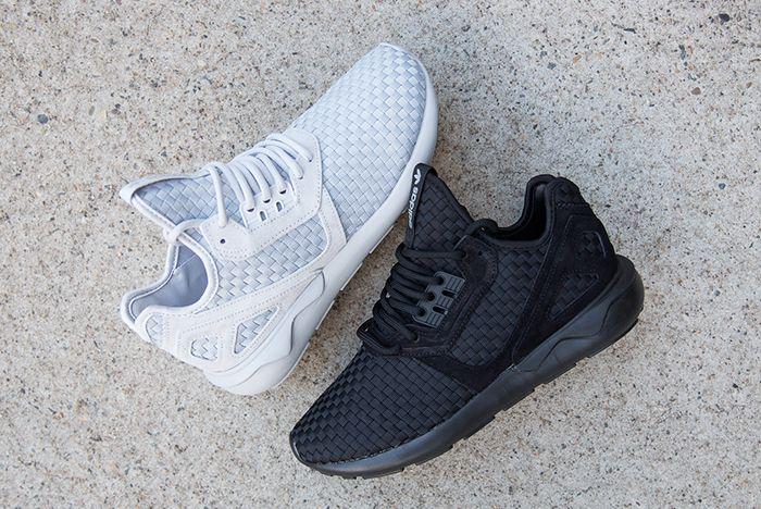 Adidas Tubular Runner Weave Monotone Pack 3