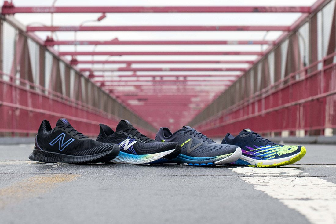 New Balance Nyc Marathon 2019 Footwear Group Hero