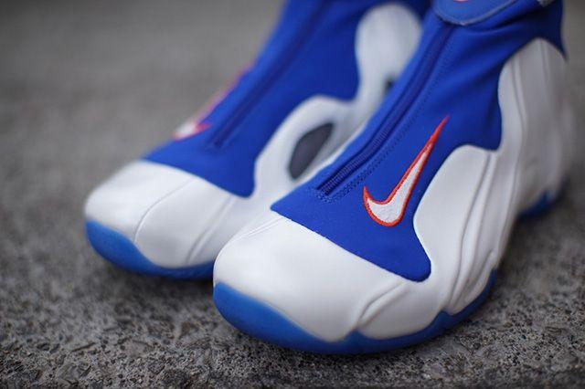Nike Air Flightposite Knicks 5