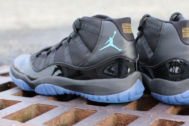 Air Jordan 11 Gamma Blue 5