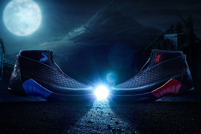 Laika X Air Jordan 15 Kubo And The Two Stringsfeature