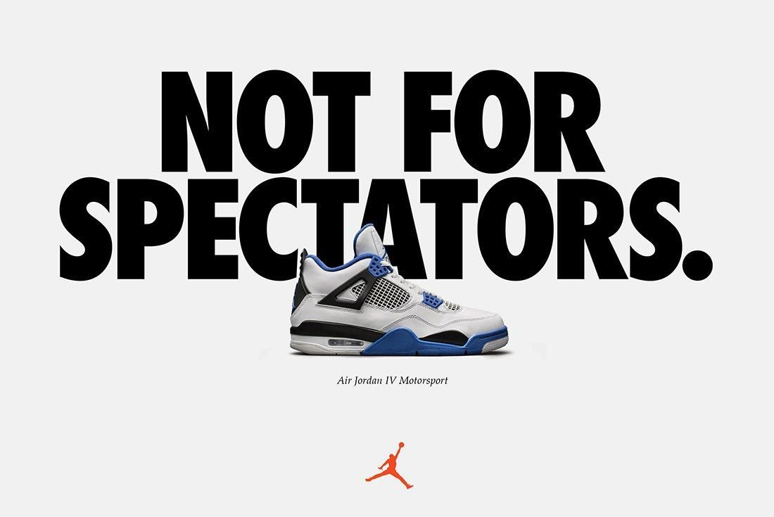 Air Jordan 4 Motorsport 2017 Retro19