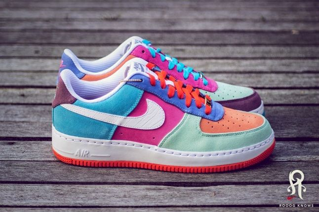 Nike Id Air Force 1 What The Af1 6
