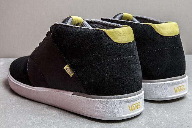 Vans Secant Black 1