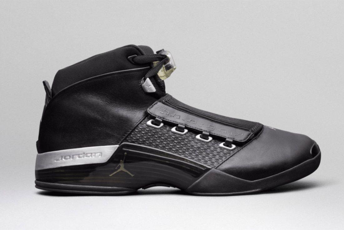 Material Matters Jordan Brand Air Jordan 17