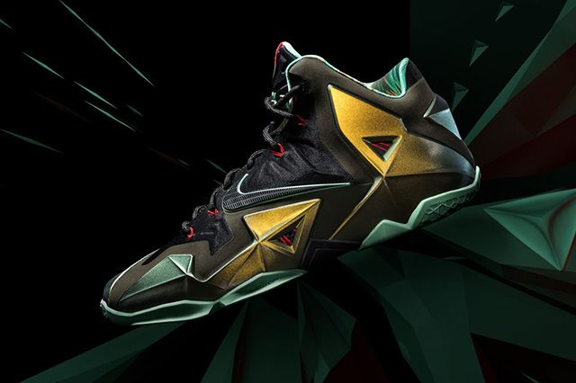 Nike Lebron Xi Official Images Kings Pride 7