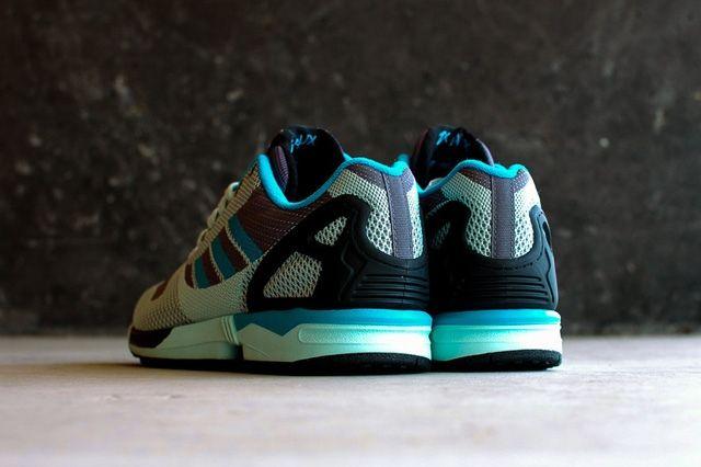 Adidas Zx Flux Weave Onix Fromin 3