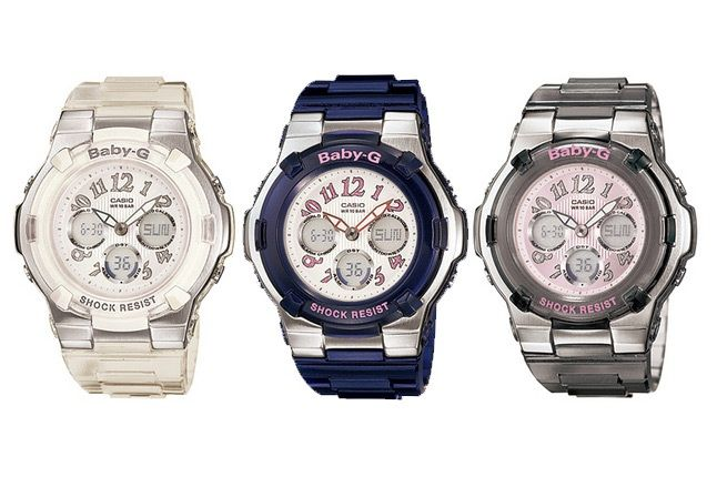 New Baby G Casio April 2 1