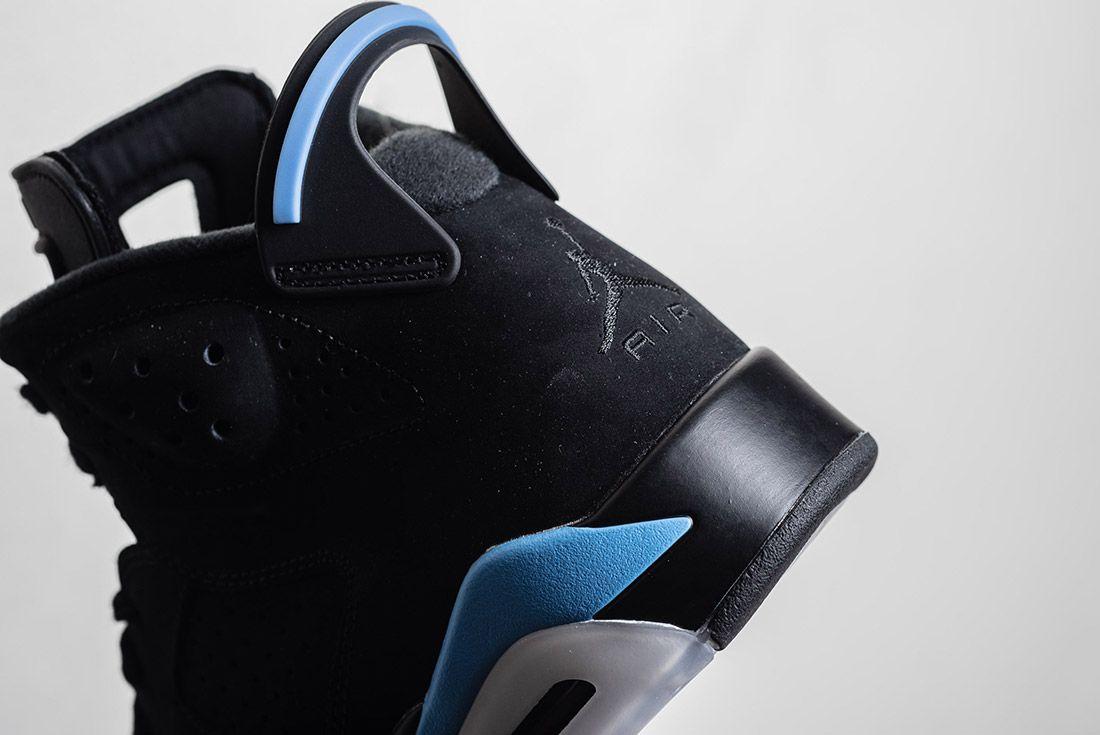 Air Jordan 6 Unc Up Close Sneaker Freaker 5