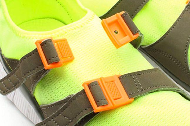Nike Free Sock Racer Candy Pack Volt Straps 1