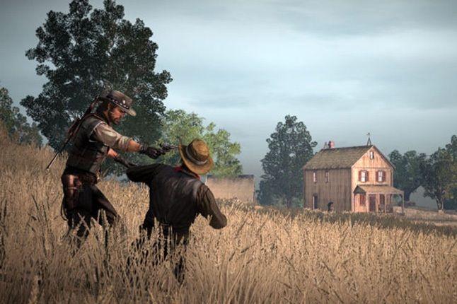 Red Dead Redemption Rockstar 6 1