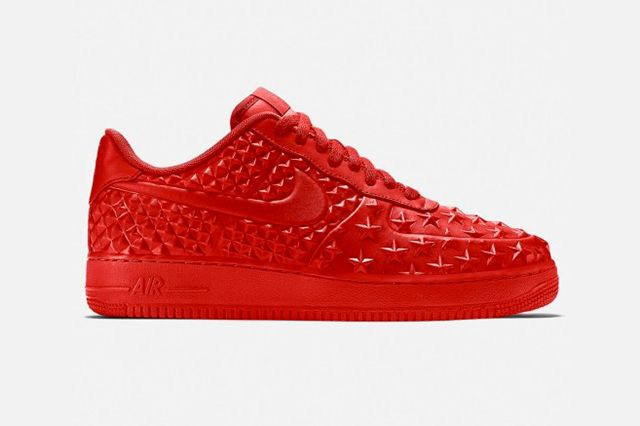 Nike Air Force 1 Lv8 Vac Tech Independence Day Red